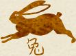 Влияние стихии на гороскоп кота (кролика)